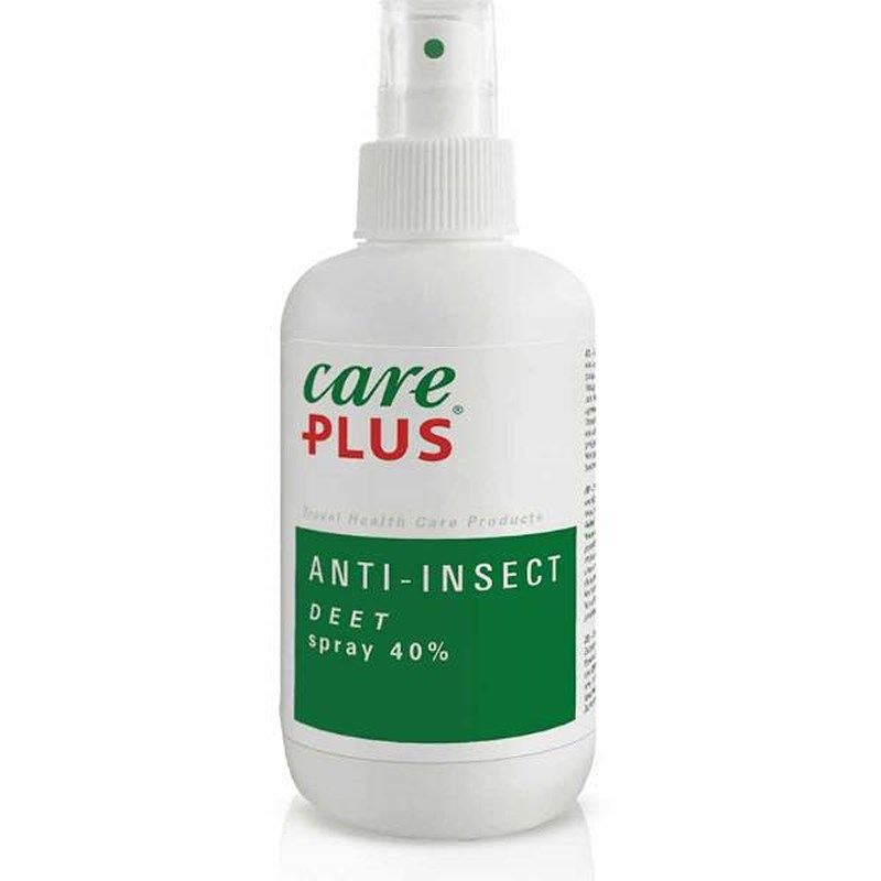 Care Plus Anti-Insect Deet 40% Spray | Repelent | 200ml