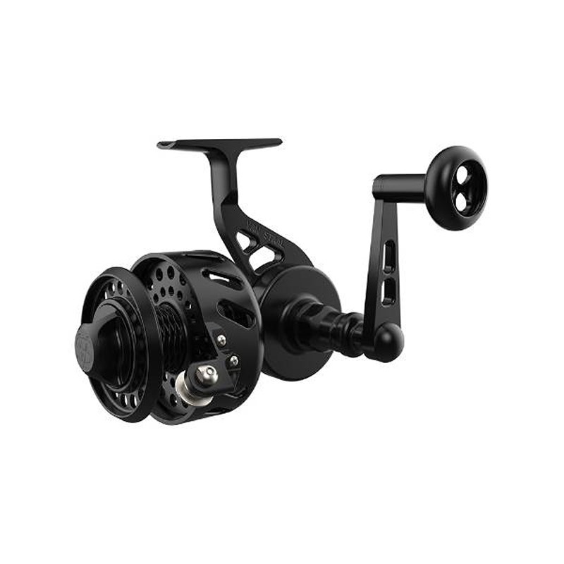 Van Staal 150BXP Black X Bail-Less Spinning Reel | Spinmolen