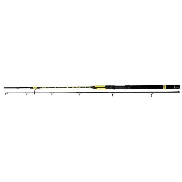 Black Cat Perfect Passion Boat Spin   Meervalhengel   2.40m   50-190g
